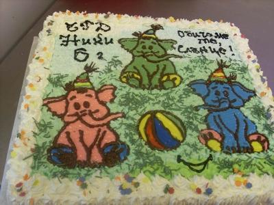 Торта 99