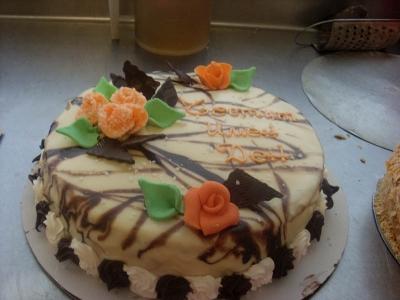 Торта 106