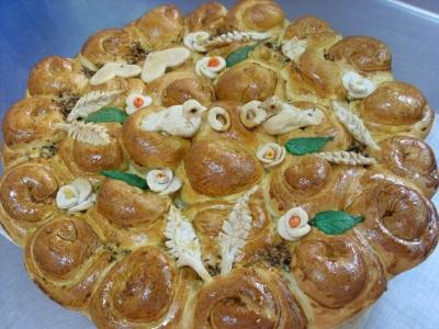 Ритуални хлябове 4