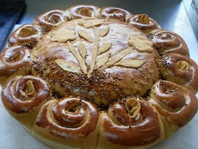 Ритуални хлябове 7