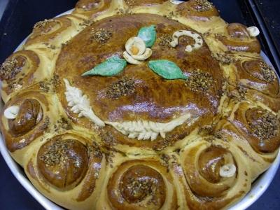 Ритуални хлябове 9