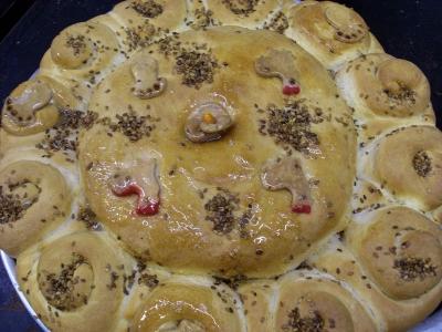 Ритуални хлябове 10