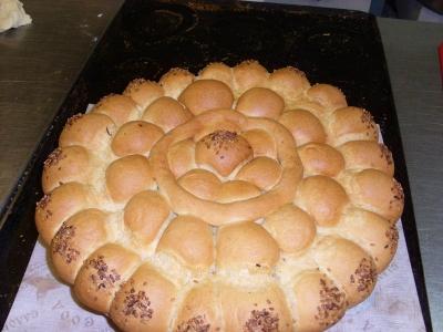Ритуални хлябове 12