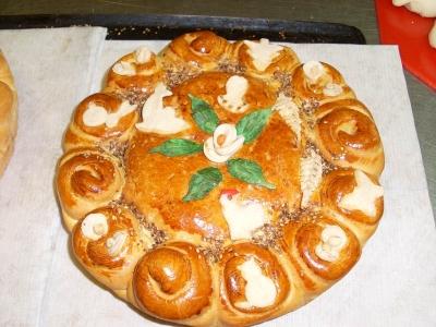 Ритуални хлябове 13