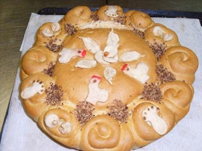 Ритуални хлябове 14