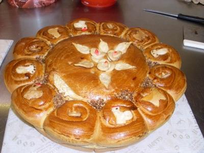 Ритуални хлябове 16
