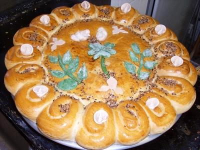 Ритуални хлябове 22