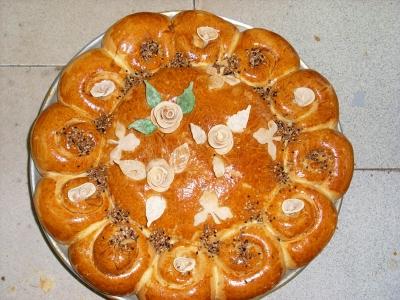 Ритуални хлябове 24