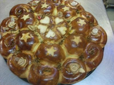 Ритуални хлябове 25