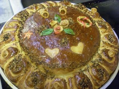 Ритуални хлябове 35