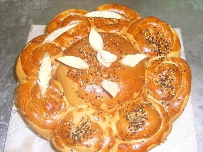 Ритуални хлябове 74