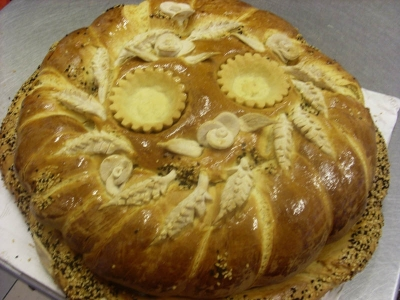 Ритуални хлябове 87