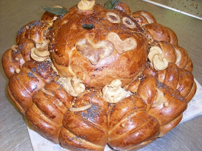 Ритуални хлябове 94