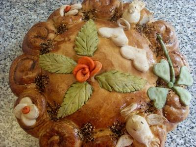 Ритуални хлябове 96