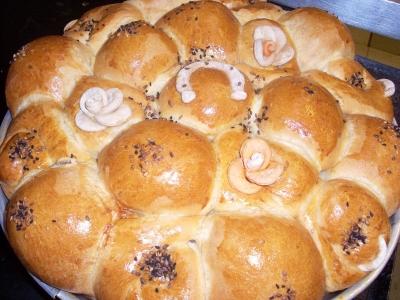 Ритуални хлябове 99
