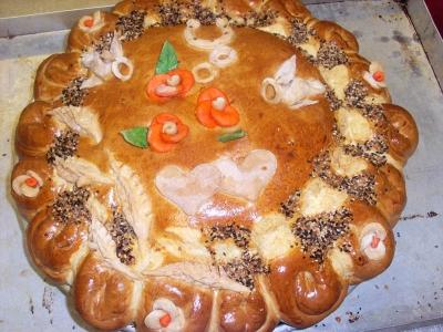 Ритуални хлябове 101