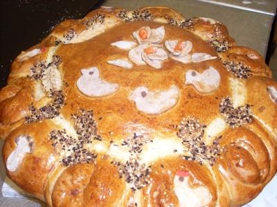 Ритуални хлябове 103
