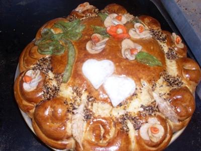 Ритуални хлябове 104