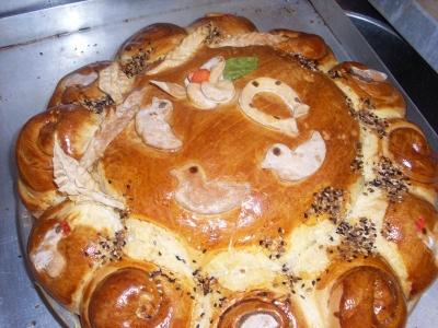 Ритуални хлябове 105