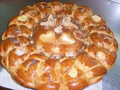 Ритуални хлябове 106