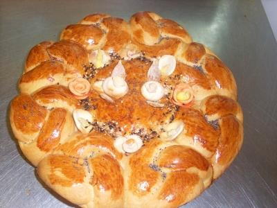 Ритуални хлябове 107