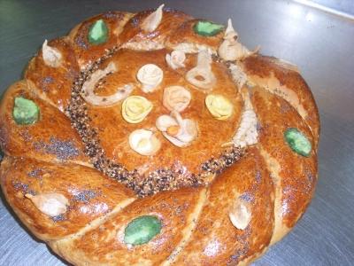Ритуални хлябове 109