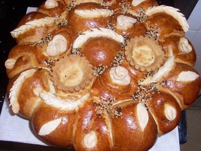 Ритуални хлябове 111