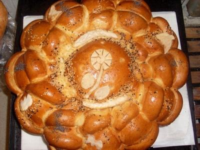 Ритуални хлябове 115